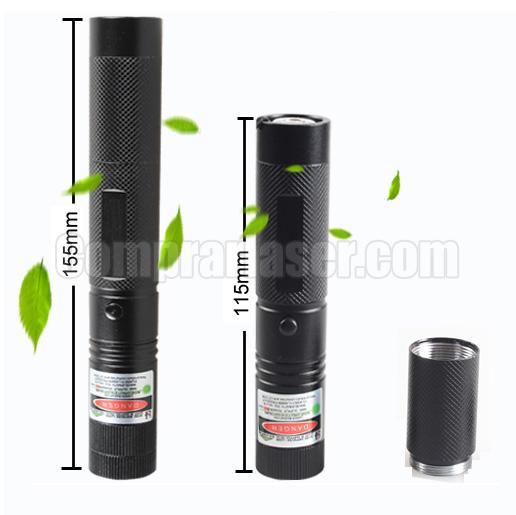 puntero laser verde 50mW