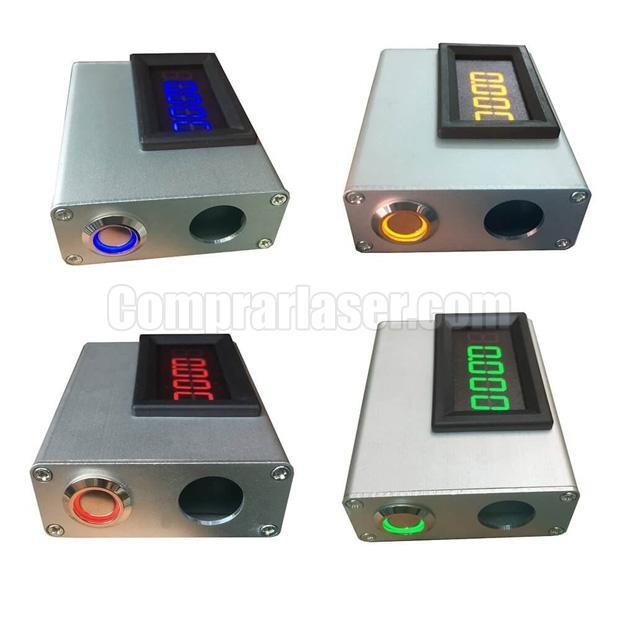 medidor de potencia laser peque?o