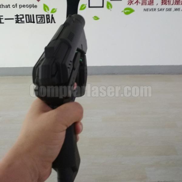pistola l¨¢ser USB