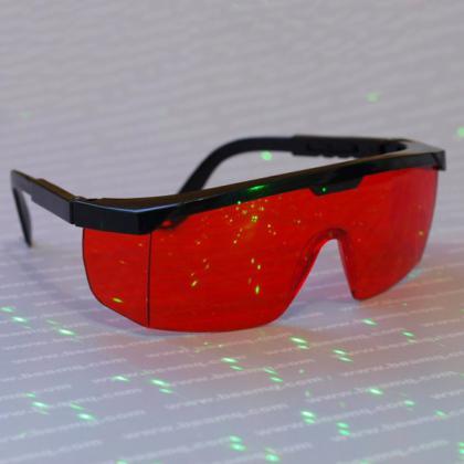 gafas de protección láser